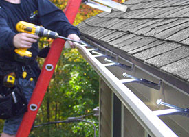 Seamless Gutter Accessories image