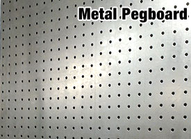 Original Product – Metal Peg Board image